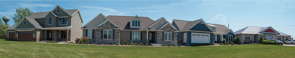 Swell Goodfield Model Home Center Homeway Homes Custom Home Home Interior And Landscaping Ologienasavecom