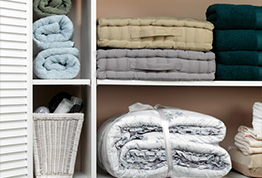 Rethink the Linen Closet