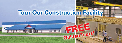 Tour our construction facility