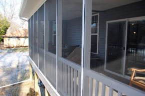 Custom Home Deck_1