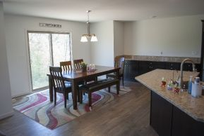 Custom Home Builder IL Kitchen Dining
