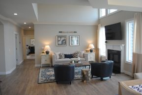 Custom Home Builders Homeway Homes Peoria IL Sienna Living Areas_3