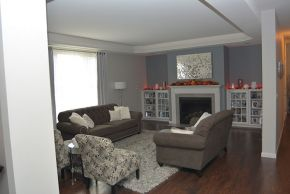 Custom Home Living Room_8