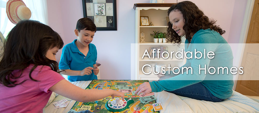 Affordable Custom Homes