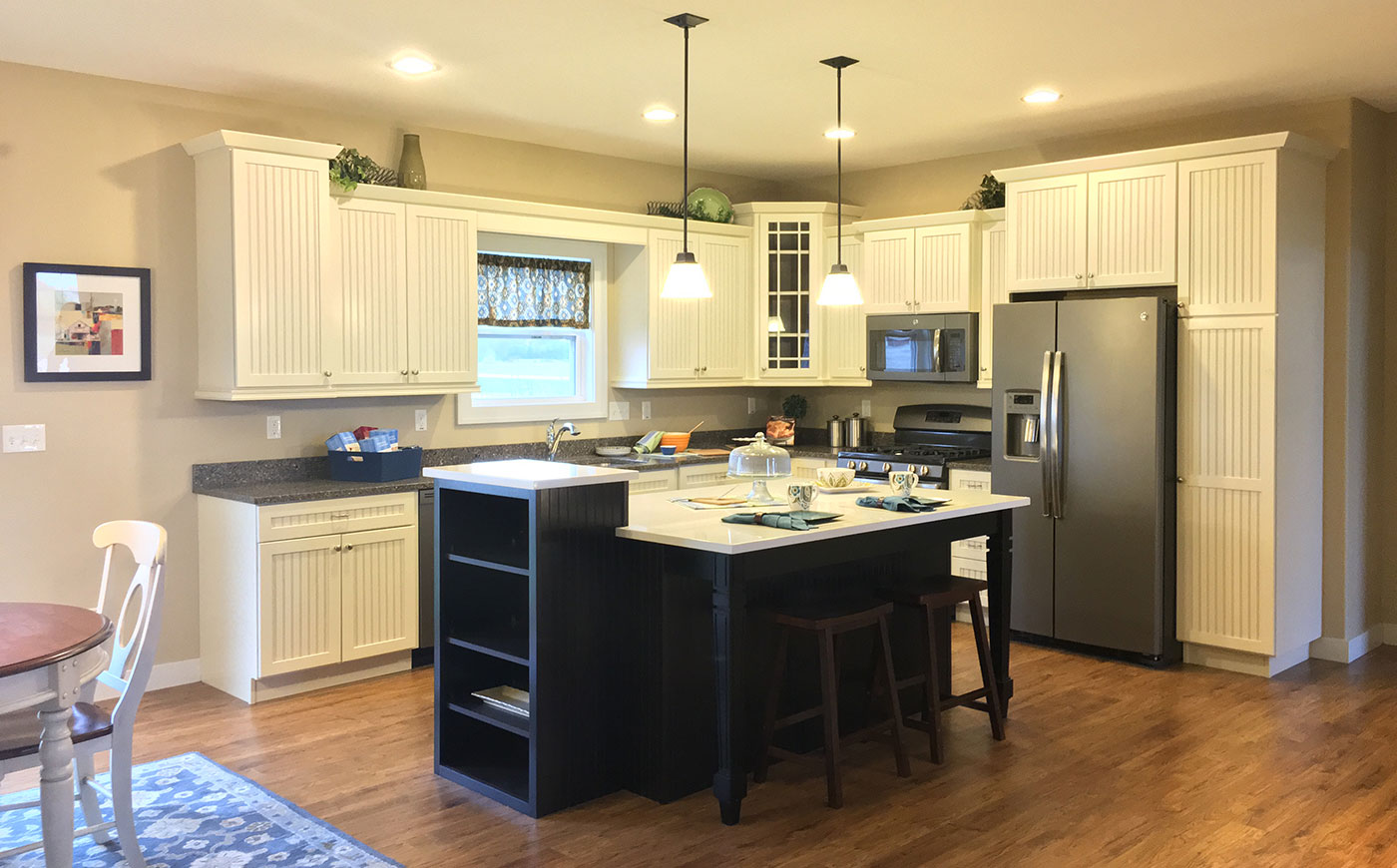 The Stonebrook kitchen